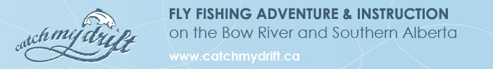 Catch My Drift on the infamous Bow River