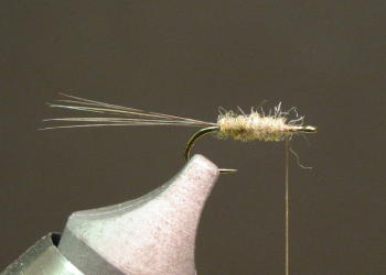 Tying The Blue Winged Olive Fly Pattern