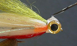 Fly Tying The Polar Fiber Streamer With Rob O'Reilly