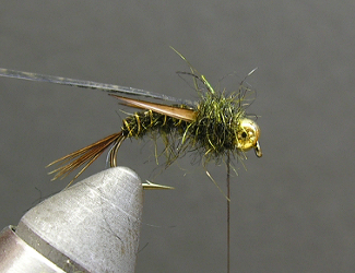 Step #7 Fly Tying Pattern