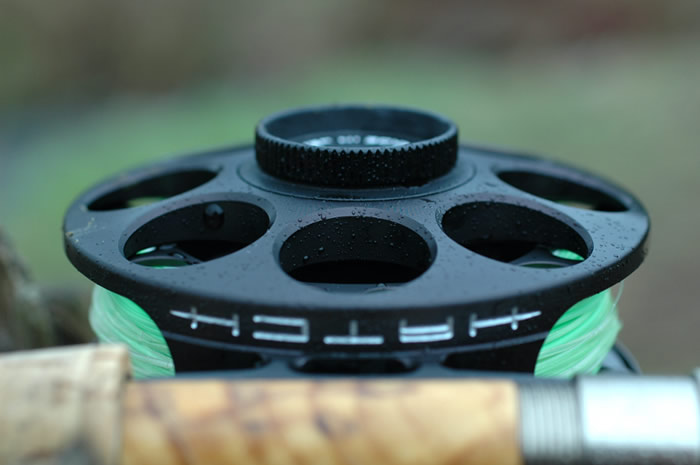 A look at the Hatch fly reel