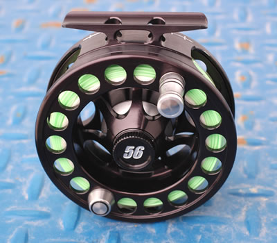 The Hatch fly reel